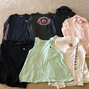 Abercrombie Kids Girls Size L (13/14) Bundle